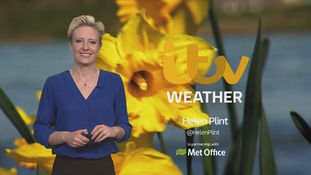 UK Weather Forecast: Dry, clear and cold tonight. Sunny and rather warm Wednesday