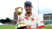 Essex batsman Cook prepared to scrap County Championship
