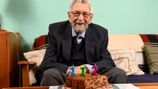 World's oldest man celebrates 112th birthday in isolation