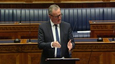 Largest spending rise in a decade as Finance Minister reveals budget