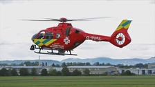 Thames Valley Air Ambulance's urgent appeal for PPE equipment