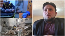 Syrian doctor says he cannot get into the NHS to help fight virus