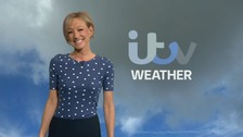 Wales Weather: Cloudy with showers in the north!