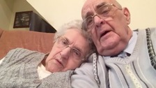 Elderly couple who went viral after singing during lockdown humbled by support