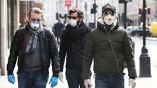 Should more members of the public wear face masks?