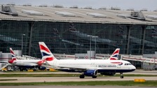 British Airways staff await job update amid coronavirus outbreak
