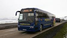 Megabus in England and Wales to be suspended