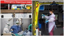 Coronavirus death toll in UK rises by 684, bringing total to 3,605