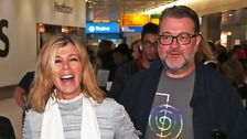 Kate Garraway's husband in intensive care with coronavirus