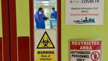 One in five positive coronavirus tests in Wales from NHS workers