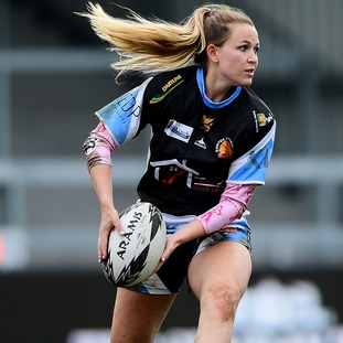 Exeter Women's player