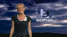 Wales Weather: Showers possible later!