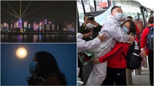 Wuhan residents emerge as coronavirus lockdown ends