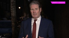 Starmer: Coronavirus testing should have been ramped up 'quicker'