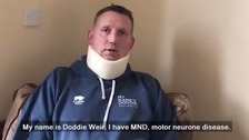 Doddie Weir calls for all MND patients to be on coronavirus high risk list