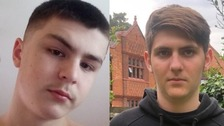 Officers launch appeal to find two missing teenagers from Droitwich