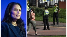 Priti Patel announces 3,000 new police officers