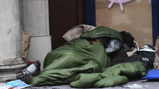 Homeless people could soon be 'moved on' from hotel accommodation, according to claims