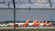 EasyJet to resume flights from Gatwick in June