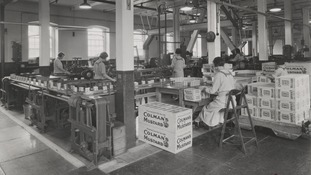Farewell to historic Colman's factory in Norwich