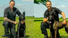 Say hello to Staffordshire Police's latest furry recruits