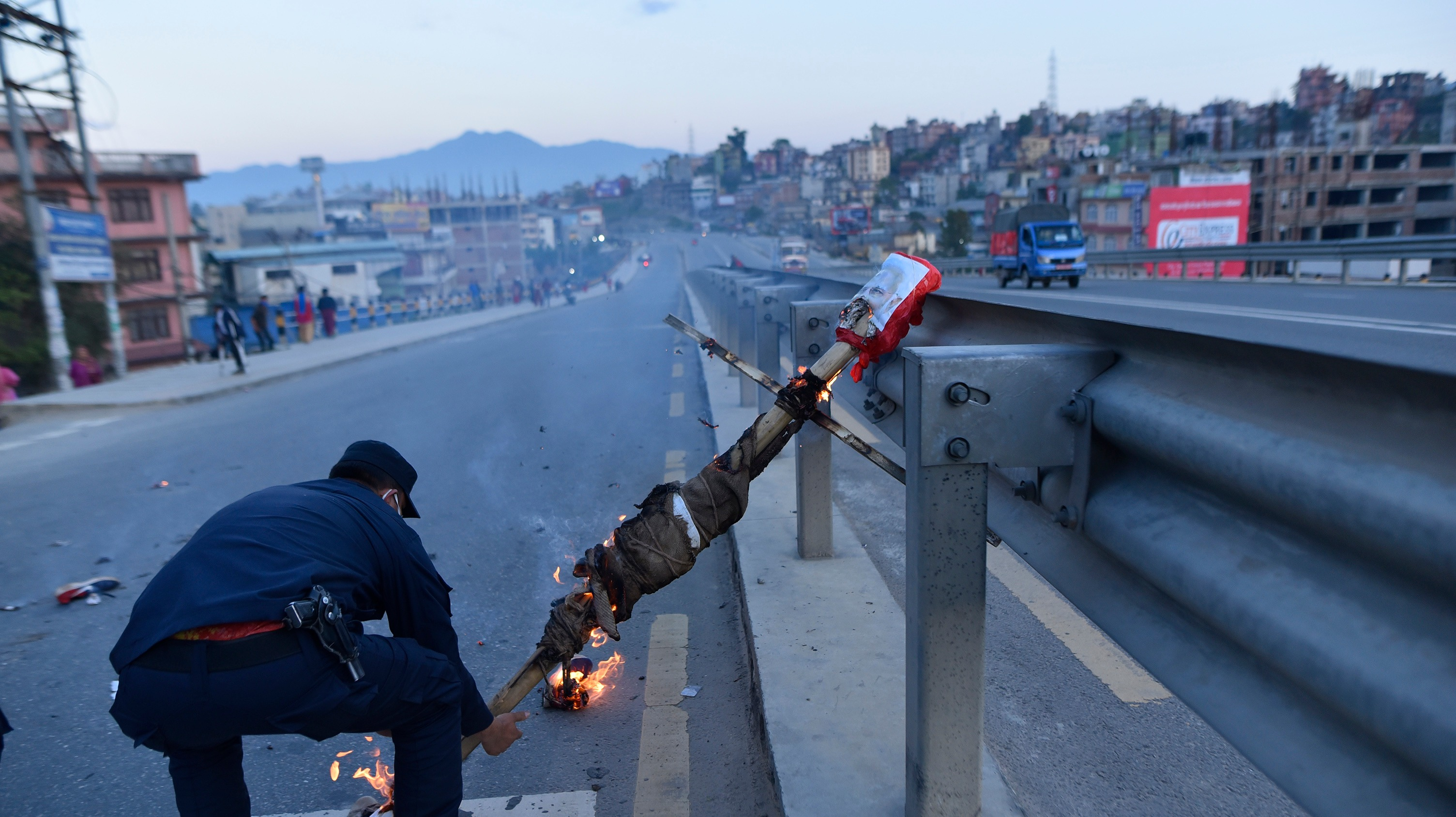 After China border issue, new India row with Nepal flares up over road to Tibet
