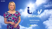 Kerrie has the weather.