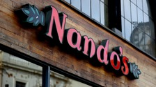 Nando's to reopen 4 restaurants in the region for collection