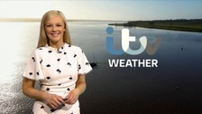 Wales weather: Plenty of sunshine and feeling very warm