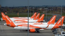 Thousands of easyJet staff are to lose their jobs under plans announced by the airline.