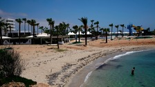 Cyprus to cover costs for tourists infected with Covid-19