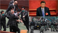 Hong Kong's freedom is at stake as National Security law passes