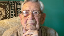 World's oldest man, Bob Weighton from Hampshire, dies aged 112