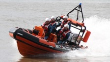 Two rescued from the River Nith in Dumfries and Galloway