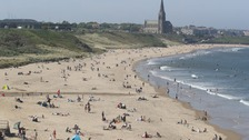 RNLI to restart patrols on Tynemouth Longsands