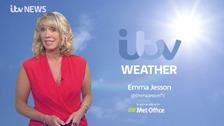 Your latest weather for the North West and Isle of Man