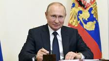Vladimir Putin sets date for vote that could keep him in power for years