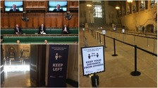MPs face 1km voting queues as they return to Commons