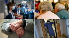 Thousands discharged into care homes before routine testing in England