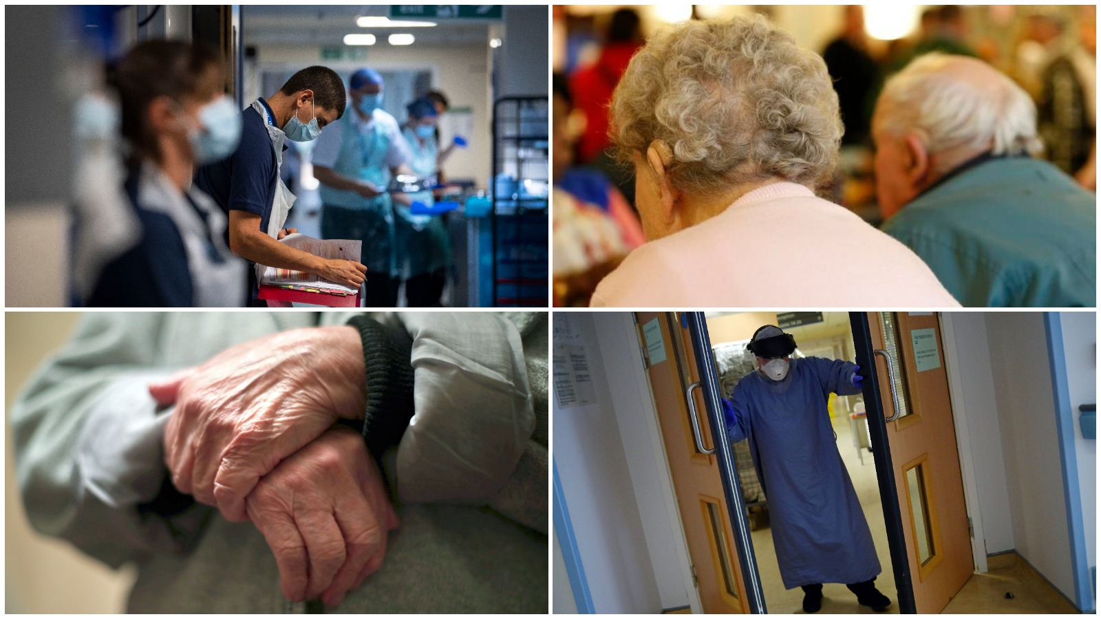 Tens of thousands discharged into care homes before routine coronavirus testing in England