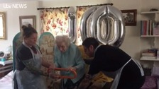 Thirsk woman marks 100th birthday with fundraising challenge