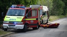 Body of 14-year-old boy found in river at park in Salford