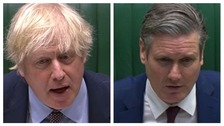 Starmer attacks Johnson over public trust in virus response