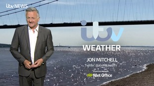 UK weather forecast. Calendar weather: Staying unsettled, cool and windy