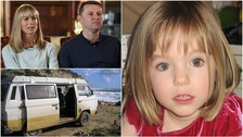 German suspect identified in Madeleine McCann disappearance