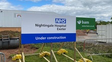 Exeter Nightingale Hospital boss: 'We need to be ready for second wave of Covid'