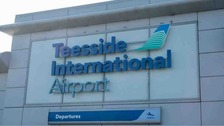 Some flights set to resume at Teesside Airport