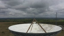Sprucing up satellites at Goonhilly
