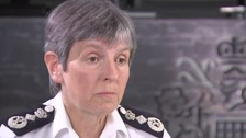 Met Police chief Cressida Dick: Officers are not targeting young black men