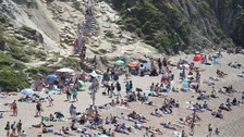 Measures taken to prevent repeat of Durdle Door chaos